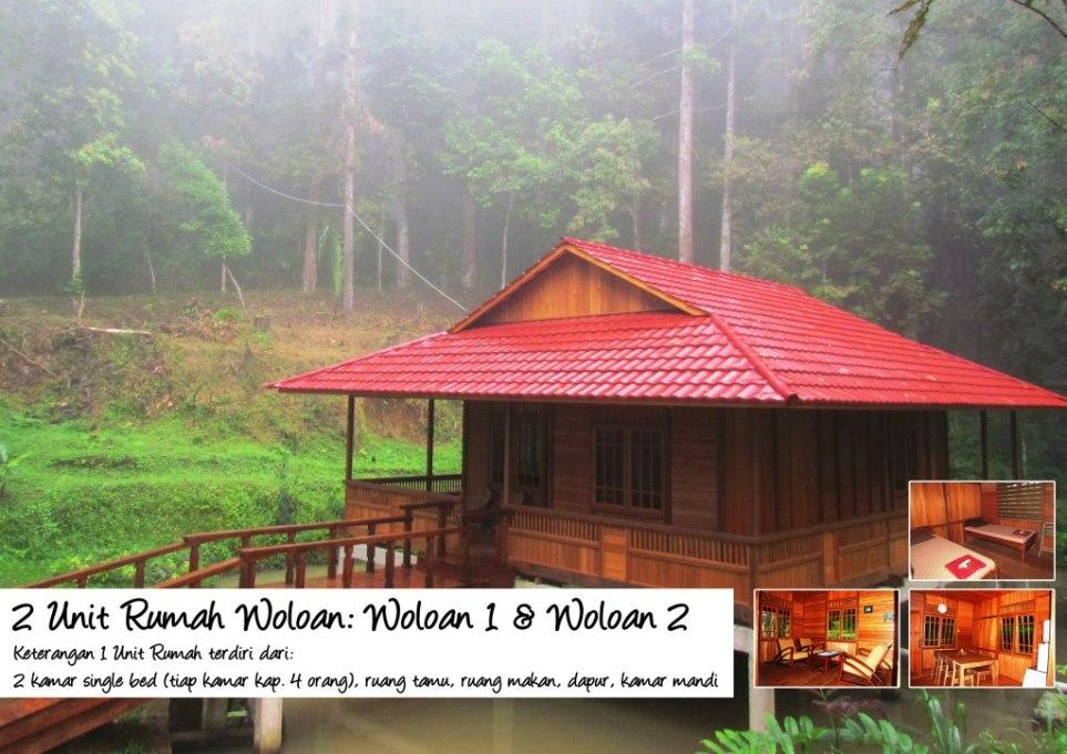 Woloan House 1 & 2