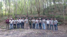 Comparative Study of GWUF staff to Wanagama Education Forest UGM Yogyakarta