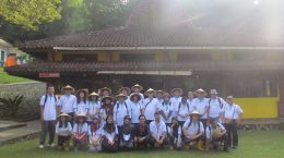 Field trip of the 9th International Conference on Traditional Forest Knowledge (TFK)