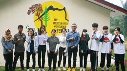 Fieldtrip of Students of Kyungpook National University, Korea