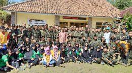 Forester Service by SMK Kehutanan Negeri Pekanbaru and SMK Kehutanan Negeri Kadipaten