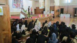 Gathering of Ecotourism Program of IPB Diploma School, 2017