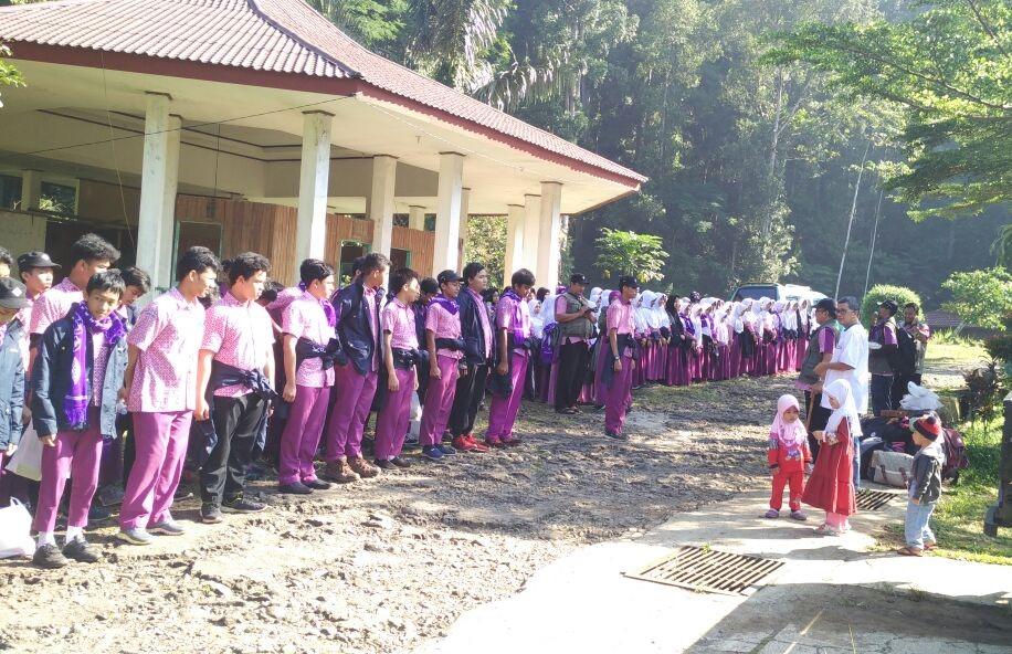 SMP IT Insantama Bogor Graduation in 2018