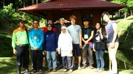 Training on human resource development on tropical forestry for the Korean Kangwon National University (KNU)