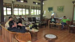 Work Meeting with the Forestry and Plantation Office of Sukabumi District