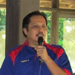 Dr. Ir. Nandi Kosmaryandi, M.Sc