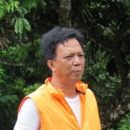 Dr. Ir. Ricky Avenzora, M.Sc