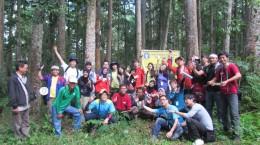 International Forest Cooperation Leader Cultivating Program