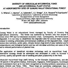 1998_diversity of arbuscular