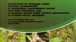 2009_Restoration of Degraded Forest Through Establishment of Sustainable Agroforestry System