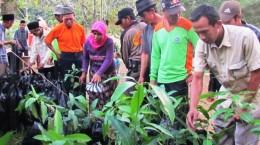 pengabdian-masyarakat hutan pendidikan gunung walat