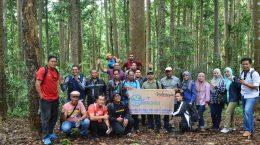 Fieldtrip Jabatan Perhutanan Negeri Kelantan Malaysia