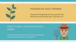 INFOGRAFIS Aktivitas wisata pendidikan di Hutan Pendidikan Gunung Walat Sukabumi