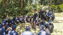 Latihan Dasar Bela Negara CPNS Kabupaten Sukabumi Tahun 2019