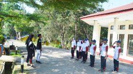 Latihan Lanjutan Kepemimpinan OSIS SMP Islam Al Azhar Kelapa Gading tahun 2019