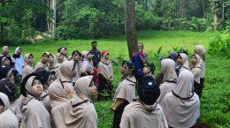 Pesantren Wisuda SMP IT Insantama Bogor tahun 2019