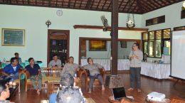 Praktik Pelatihan Implementasi Kewirausahaan pada KPHP oleh Direktorat KPHP Dirjen PHPL Kemen-LHK