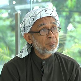 Prof. Dr. Ir. Ervizal AM Zuhud, MS