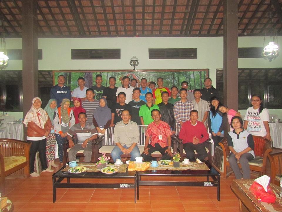 Diklat Wasganis-PHPL Perencanaan Hutan oleh BPPHP Wilayah VI Lampung