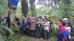 Fieldtrip IFSA (International Forestry Students' Association) 2017