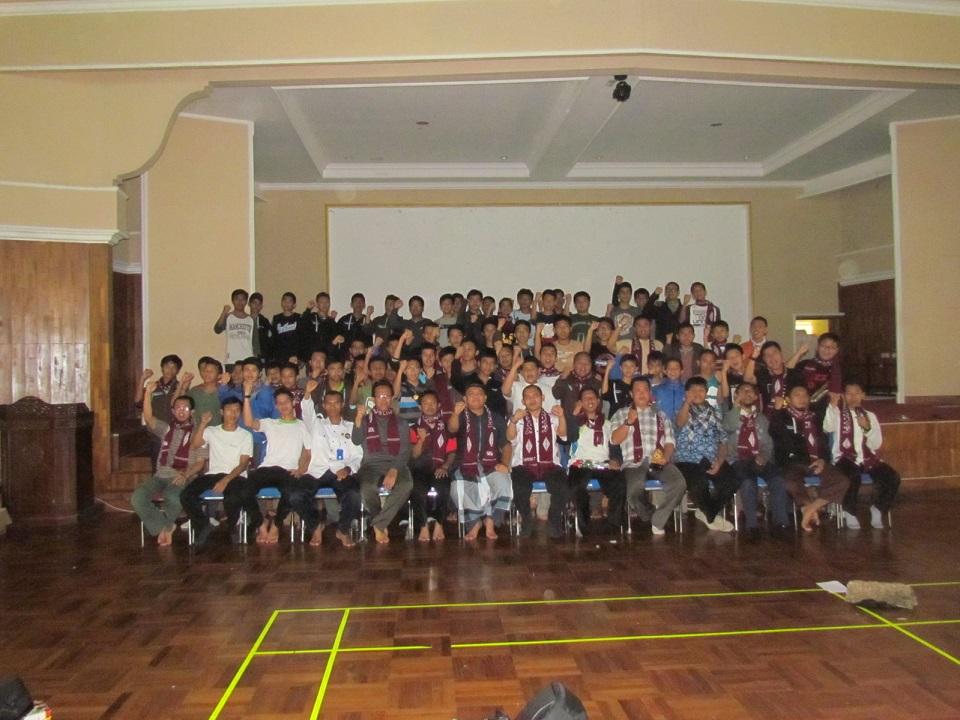 Fieldtrip SMP IT Insantama Bogor tahun 2015