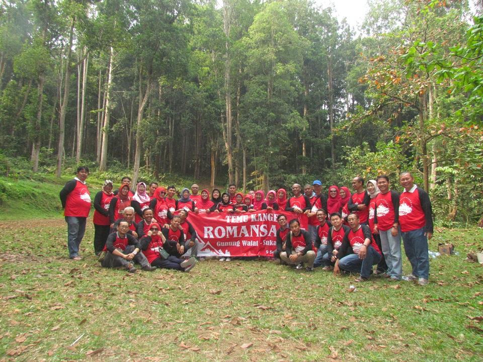Gathering Alumni SMAN 1 Bekasi tahun 1983