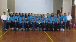 LDKS SMP Islam Al Azhar Kelapa Gading Jakarta tahun 2013