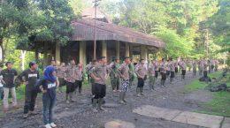 Praktik Kerja Lapangan SMK Kehutanan Negeri Kadipaten tahun 2015