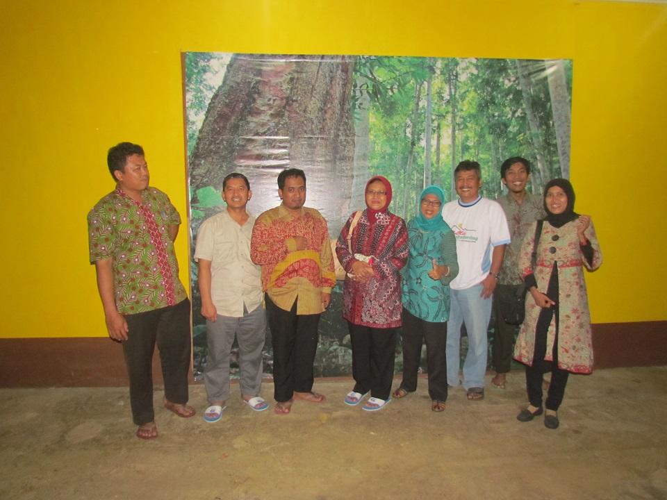 Studi Banding Fakultas Kehutanan UGM Yogyakarta