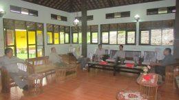 Studi Banding Pengelolaan Wisata Pendidikan oleh Balai Diklat Kehutanan Kadipaten
