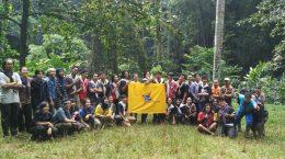 Mahasiswa Pecinta Alam Universitas Multimedia Nusantara (UMN) Tangerang