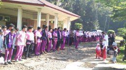 Pesantren Wisuda SMP IT Insantama Bogor tahun 2018