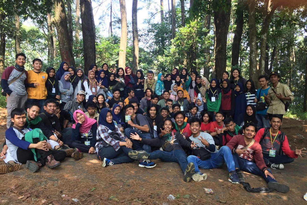Praktik Tata Kelola Hutan (PTKH) Jurusan Kehutanan Fakultas Pertanian Universitas Riau tahun 2018