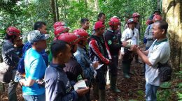 Fieldtrip Koordinator Nasional OISCA Indonesia - OISCA Training Center Sukabumi
